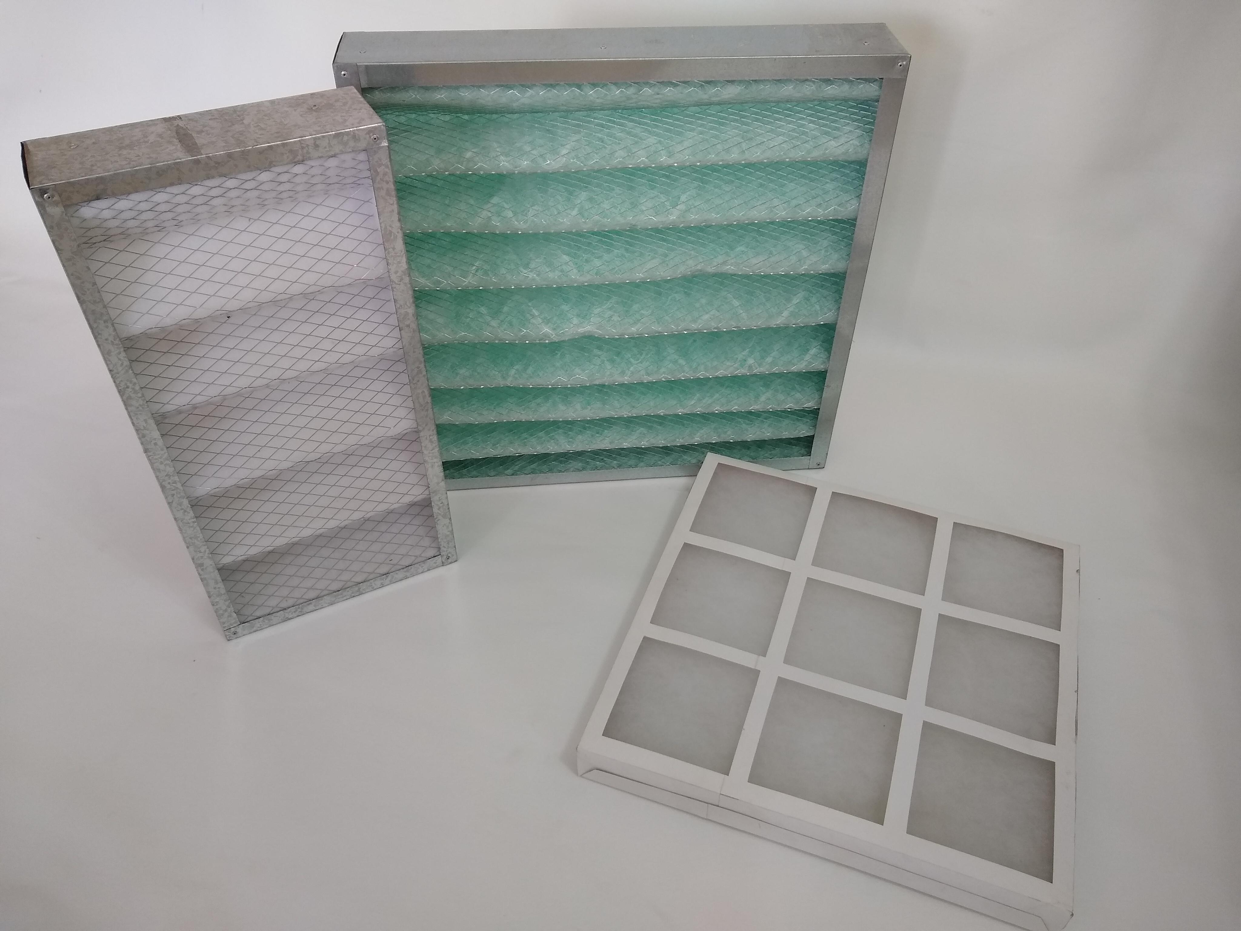 Filtro caixa