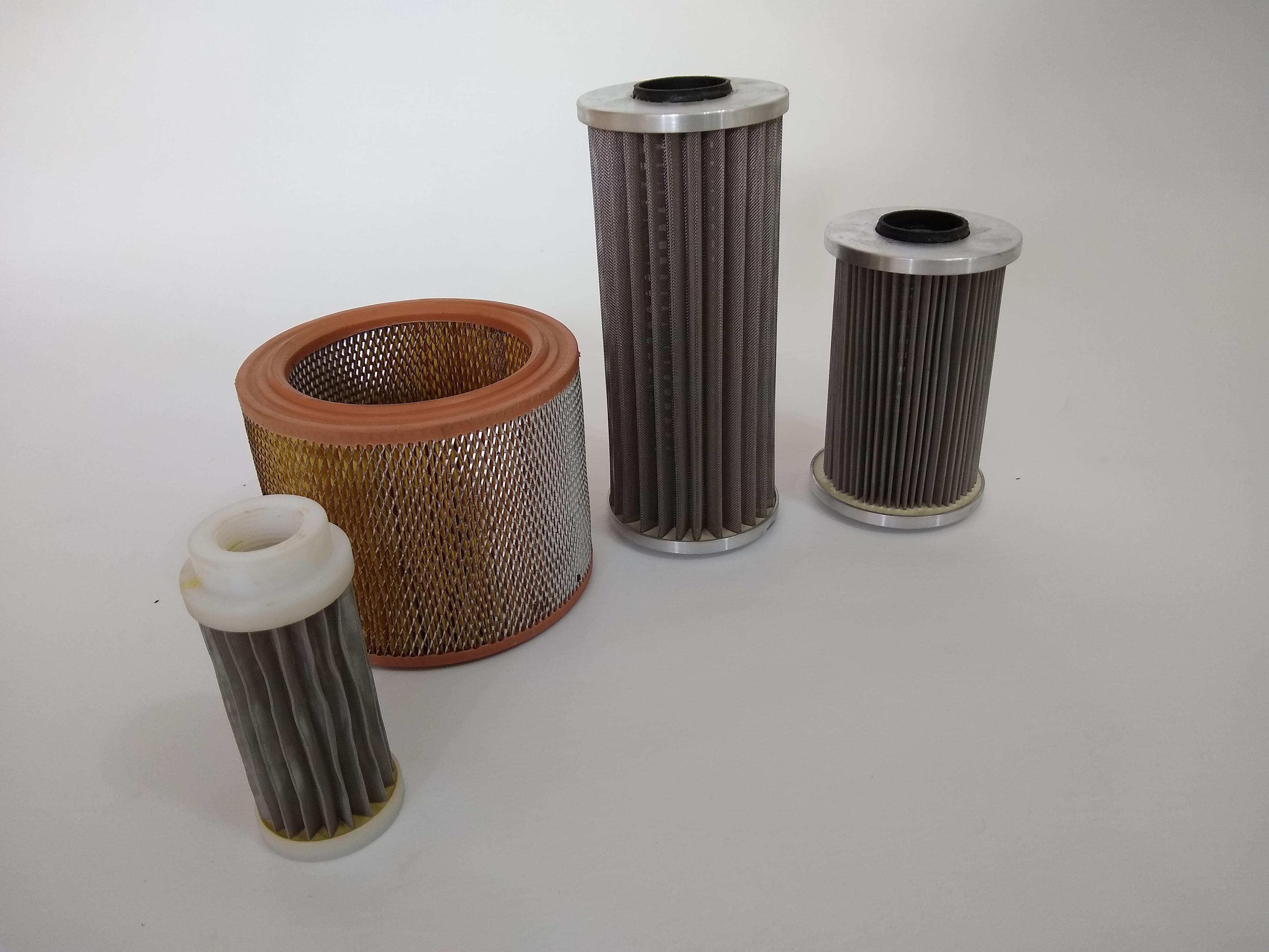 Filtro para compressor 2